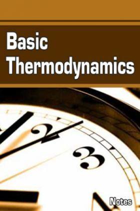 Basic Thermodynamics Notes eBook
