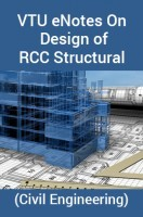 VTU eNotes On Design of RCC Structural Elements (Civil Engineering)
