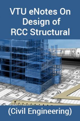 VTU eNotes OnDesign of RCC Structural Elements(Civil Engineering)