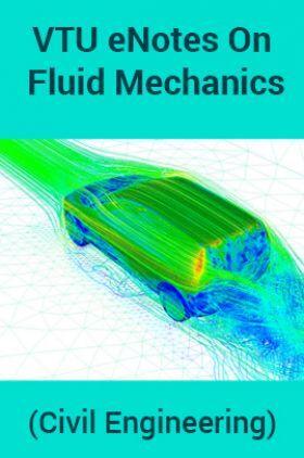 VTU eNotes OnFluid Mechanics(Civil Engineering)