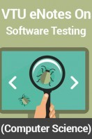 VTU eNotes On Software Testing (Computer Science)