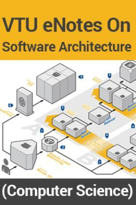 VTUeNotes OnSoftware Architecture(Computer Science)
