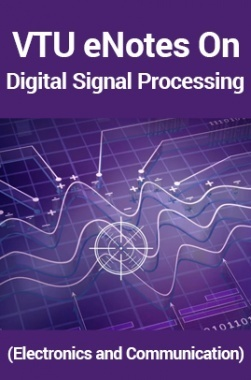 VTUeNotes OnDigital Signal Processing(Electronics and Communication)