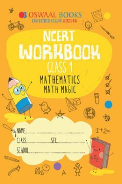 Oswaal NCERT Workbook For Class-1 Mathematics Math Magic For 2019 Exam