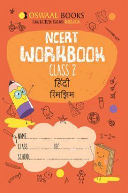 Oswaal NCERT Workbook For Class-2 हिंदी रिमझिम For 2019 Exam