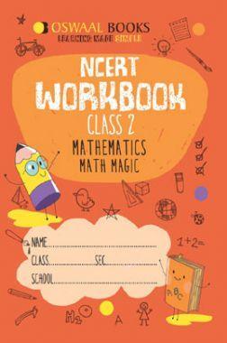 Oswaal NCERT Workbook For Class-2 Mathematics Math Magic For 2019 Exam
