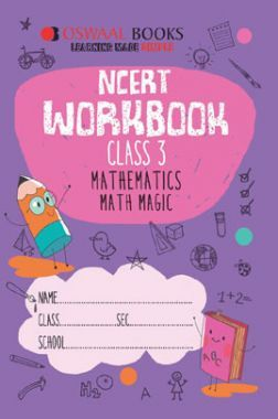 Oswaal NCERT Workbook For Class-3 Mathematics Math Magic For 2019 Exam