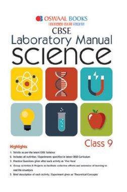 Download Oswaal CBSE Laboratory Manual Science Class-9 For 2019 Exam by  Panel Of Experts PDF Online