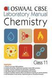 Oswaal CBSE Chemistry Laboratory Manual Class - XI For 2019 Exam