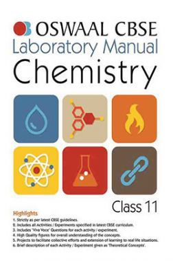 Download Oswaal CBSE Chemistry Laboratory Manual Class - XI For 2019 Exam  by Panel Of Experts PDF Online