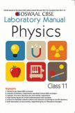 Oswaal CBSE Physics Laboratory Manual Class - XI For 2019 Exam