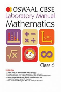 Oswaal CBSE Laboratory Manual Class - VI Mathematics For 2019 Exam