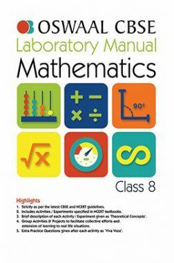 Oswaal CBSE Laboratory Manual Class - VIII Mathematics For 2019 Exam