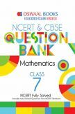 Oswaal NCERT & CBSE Question Bank Class - VII Mathematics For 2019 Exam
