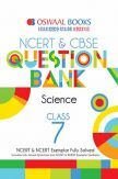 Oswaal NCERT & CBSE Question Bank Class - VII Science For 2019 Exam