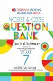 Oswaal NCERT & CBSE Question Bank Class - VII Social Science For 2019 Exam