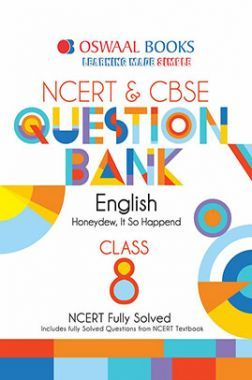 Oswaal NCERT & CBSE Question Bank Class - VIII English For 2019 Exam