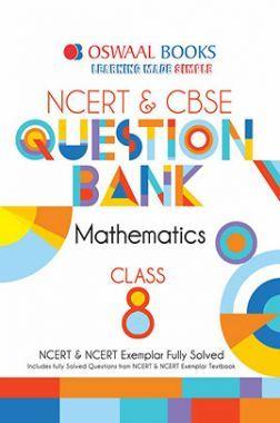 Oswaal NCERT & CBSE Question Bank Class - VIII Mathematics For 2019 Exam