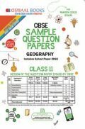 Oswaal CBSE Sample Question Papers For Class XI Geography (Mar. 2019 Exam)