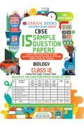 Oswaal CBSE Sample Question Paper Class XII Biology (For 2020 Exam)