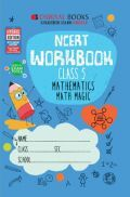 Oswaal NCERT Workbook Mathematics Math Magic For Class - V (March 2021 Exam)
