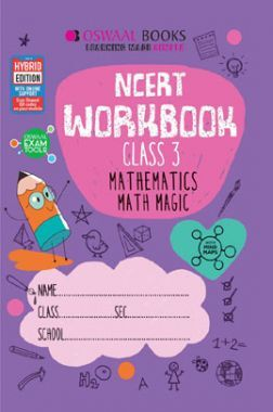 Oswaal NCERT Workbook Mathematics Math Magic For Class - III (March 2021 Exam)