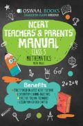 Oswaal NCERT Teachers & Parents Manual Mathematics Math Magic For Class - V (March 2021 Exam)