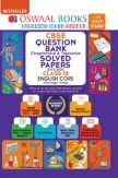 Oswaal CBSE Question Bank Chapterwise & Topicwise Solved Papers For Class - XII English Core (March 2021 Exam)