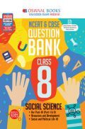 Oswaal NCERT & CBSE Question Bank For Class - VIII Social Science (March 2021 Exam)