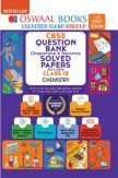 Oswaal CBSE Question Bank Chapterwise & Topicwise Solved Papers For Class - XII Chemistry (March 2021 Exam)