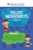 Oswaal NCERT & CBSE Pullout Worksheets For Class - VIII Social Science (March 2021 Exam)