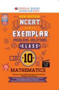 Oswaal NCERT Exemplar (Problems - Solutions) For Class - X Mathematics (For March 2021 Exam)