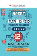 Oswaal NCERT Exemplar (Problems - Solutions) For Class - XII Mathematics (For March 2021 Exam)