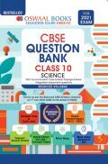 Oswaal CBSE Question Bank Science Class 10 Reduced Syllabus (For 2021 Exam)