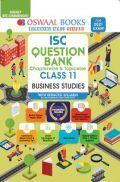ISC Question Banks Class 11 Business studies Reduced Syllabus For 2021 Exam