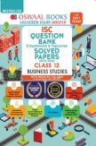 Oswaal ISC Question Bank Chapterwise & Topicwise Solved Papers Business Studies Class 12 (Reduced Syllabus) (For 2021 Exam)