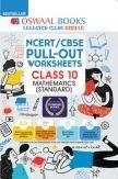 Oswaal NCERT & CBSE Pullout Worksheets Class 10 Mathematics Standard (For 2021 Exam)