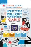 Oswaal NCERT & CBSE Pullout Worksheets Class 10 Mathematics Basic (For 2021 Exam)