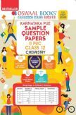 Oswaal Karnataka PUE Sample Question Papers II PUC Class 12 Chemistry Book (For 2021 Exam)