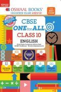Oswaal CBSE One for All Class 10 English Lang. & Lit. (Reduced Syllabus) (For 2021 Exam)