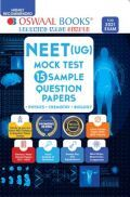 Oswaal NEET UG Mock Test & 15 Sample Question Papers Physics, Chemistry, Biology Book (For 2021 Exam)