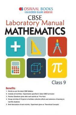 Oswaal CBSE Laboratory Manual Class 9 Mathematics Book (For 2021 Exam)