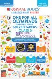 Oswaal One For All Olympiad Previous Years Solved Papers Class-5 General Knowledge Book (For 2022 Exam)