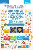 One for All Olympiad Previous Years' Solved Papers Class-5 English Book (For 2022 Exam)