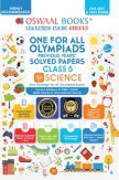 Oswaal One for All Olympiad Previous Years Solved Papers Class-5 Science Book (For 2021-22 Exam)