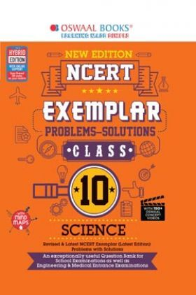 Oswaal NCERT Exemplar Problems-Solutions Class 10 Science (For 2022 Exam)