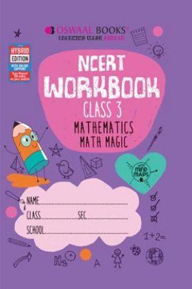 Oswaal NCERT Workbook Class 3 Mathematics (For 2022 Exam)
