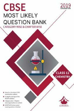 Oswal CBSE Most Likely Question Bank Category & Chapterwise For Class XII Chemistry (For 2019 Exam.)