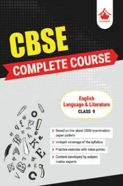 Oswal CBSE Complete Course For Class IX English Language & Literature (For 2019 Exam)