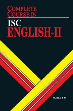Oswal ISC For Class XI & XII Complete Course In English - II (For 2020 Exam)
